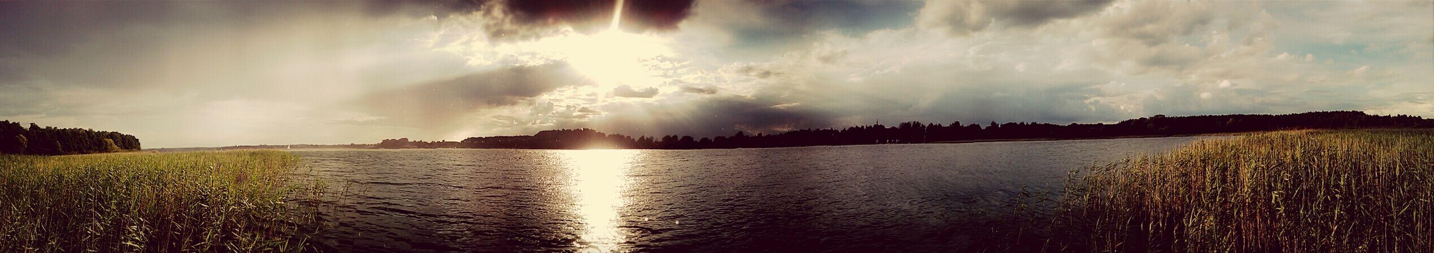 Powidz Jezioro_powidzkie Lake Lake View Landscape Poland Powidzkie_lake 🏊
