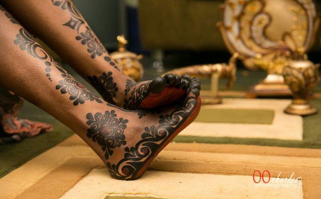 Theamazinghumanbody African tattoo northern Nigeria