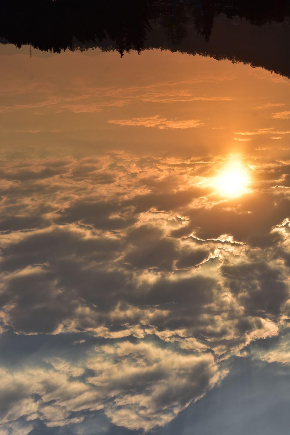 Let your imagination fly awar Lifeofpi SwordArtOnline Sunset Different Perspective Sunlight Faraway Cloud - Sky