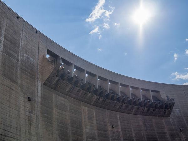 Concrete Africa African Katse Dam Katsedam Lesotho Power Plant Dam Hydro Hydro Power Hydroelectric Power