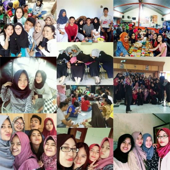 How I spend this year with lovely peoples. Thanks 2015 for awesome moments and blessed life. You'll be missed! I wish everything will be nice in 2016. Amiiiinnnn.. Welcome 2016. Start new year with Bismillah. 😇🎆🎉🎊💕 Happynewyear Welcome2016