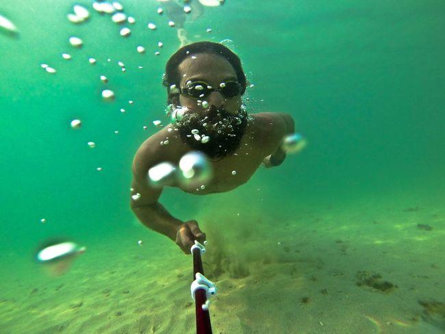 Swiming Beach Malaysia Kabas