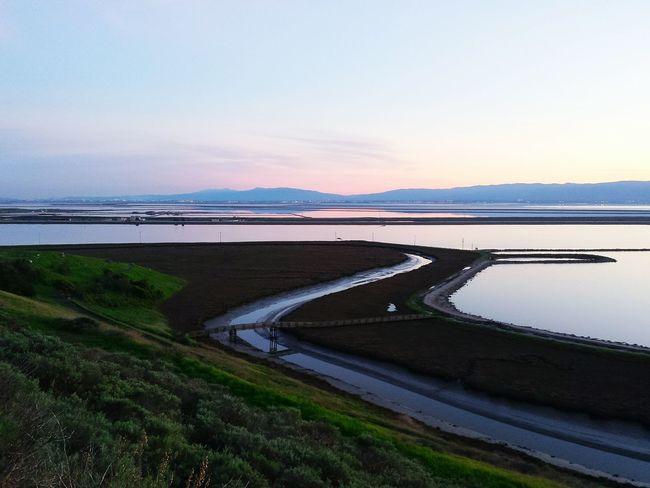 Twilight San Francisco Bay Area