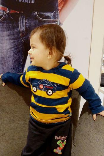 Cute Baby Choti