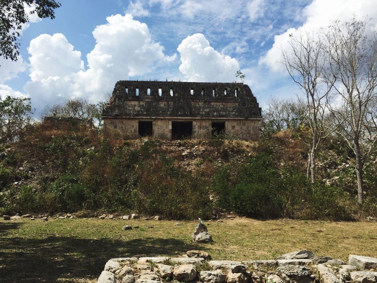 """Cemetery Complex"" Uxmal, Yucatan Uxmal Uxmal Mexico Yucatan Mexico Mayan Maya Mayan Ruins Puuc Iguana Toloc Exploring"