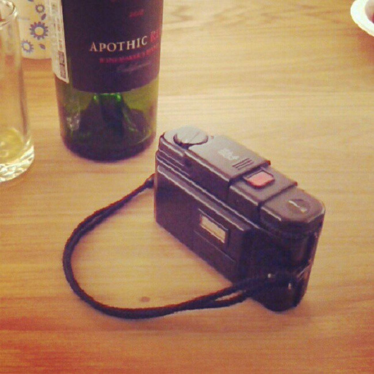 와인, 카메라...