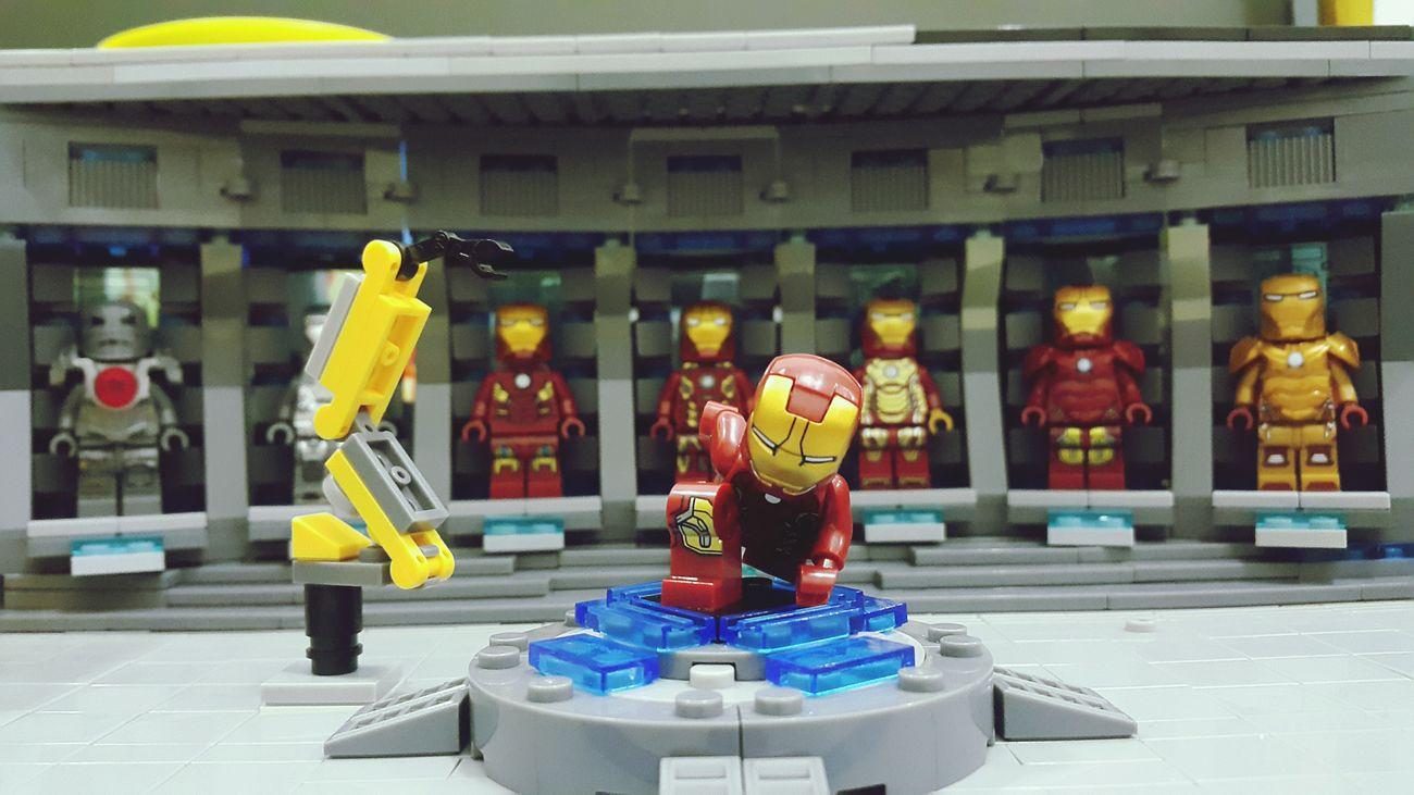 LEGO Marvel Ironman Hallofarmor Legoironman Avengers Legoavengers Legoaddict LegoMarvel LegoMarvelSuperHeroes