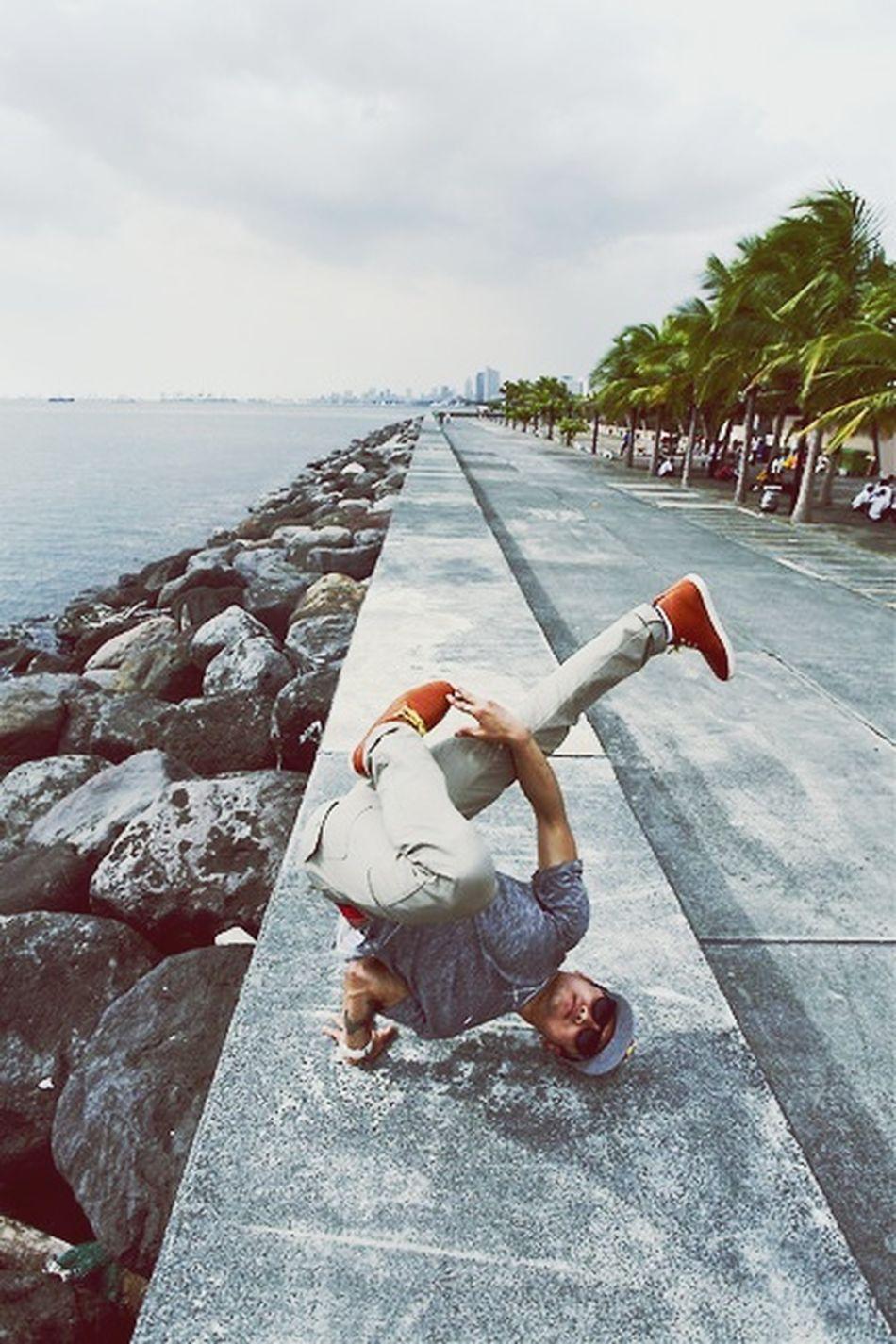 BBOY Breakdancing Hongten