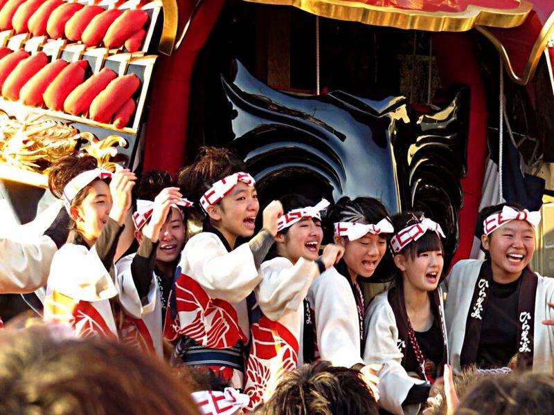 Japanese  Japanese Culture Japanese Style Matsuri Karatsukunchi Karatsu Girl Girls Japanesegirl Festival