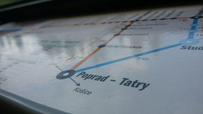 Od: Poprad-Tatry do: Strbske Pleso Trip On Slovakia Trip On Slovakia Way With My Family♡ Train Tripper Strbske Pleso