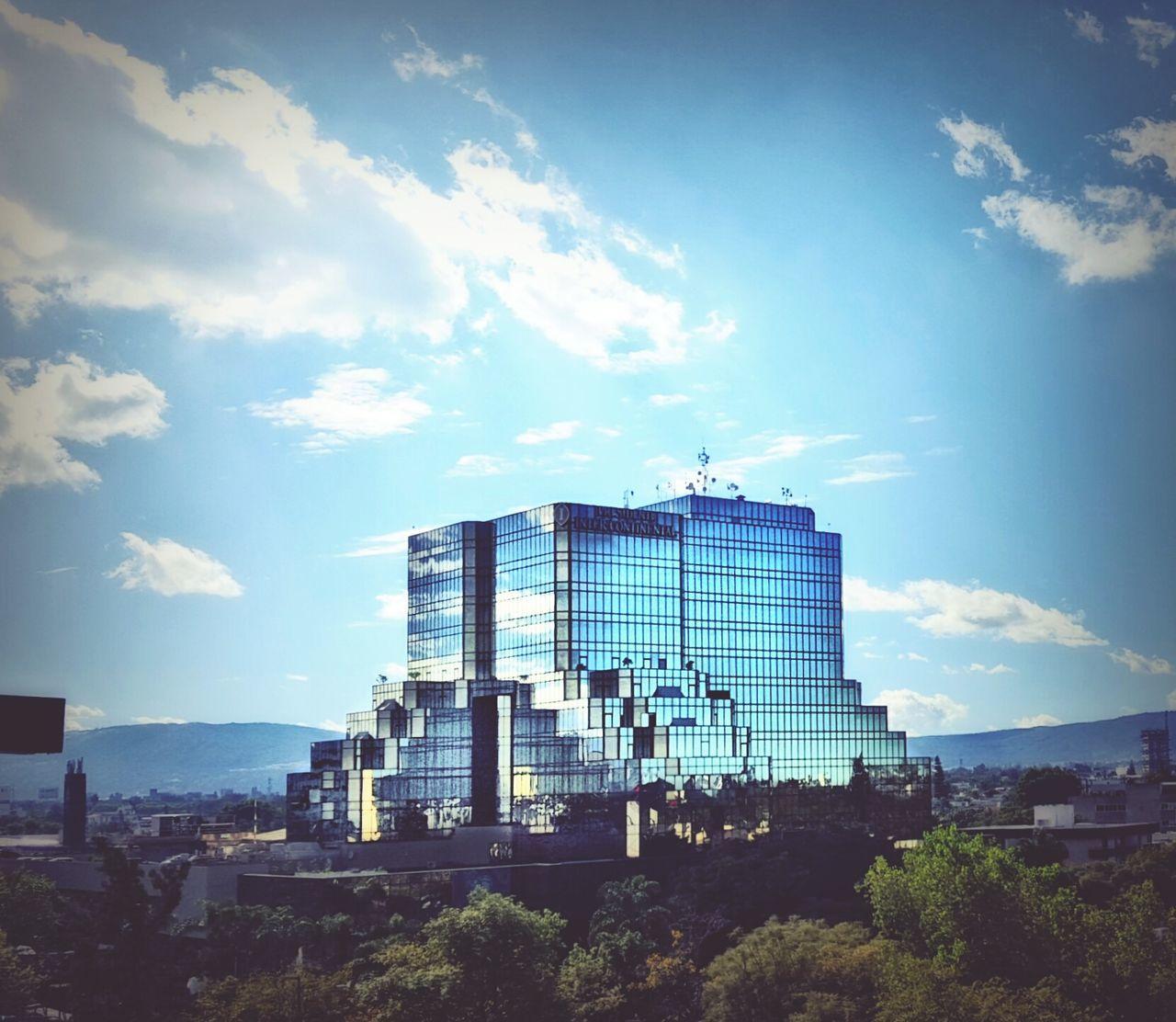 Intercontinentalhotel Espejos Photo By Agustín Orozco Díaz - 2015