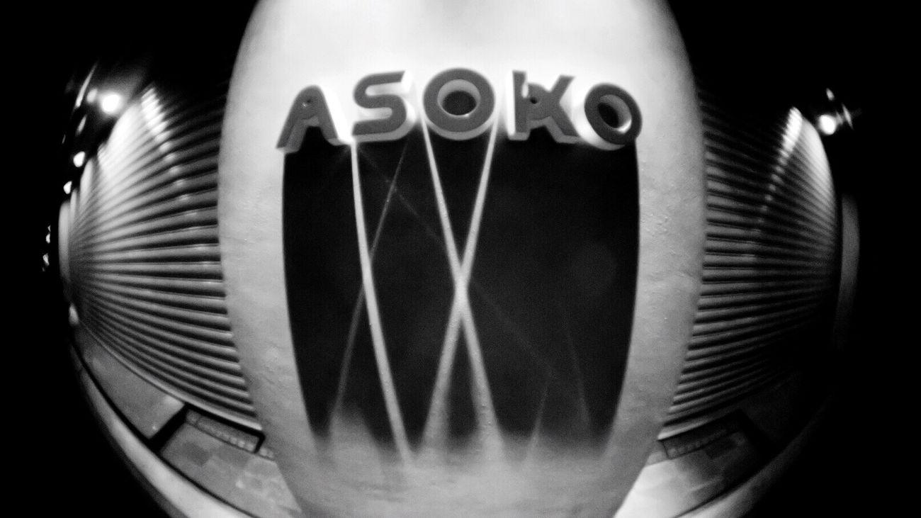 Monochrome Monochrome Photography Landscape Japan OSAKA Logo Asoko First Eyeem Photo Lighting