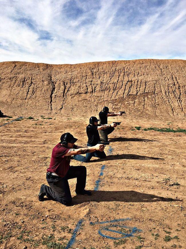 Ben Avery Shooting Range