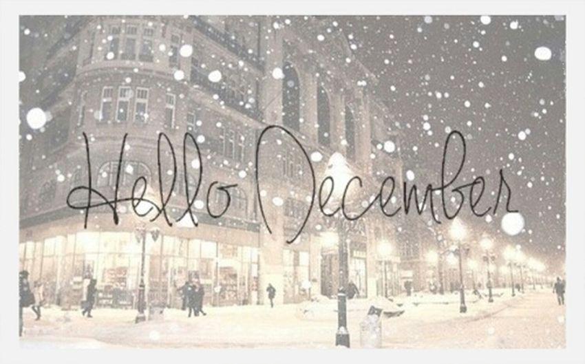 Hello december First Eyeem Photo