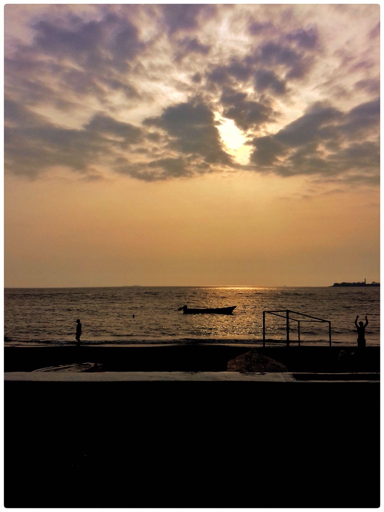Good Morning Saturday Horizon Over Water Streetphotography Cloud - Sky TranquilityGreat Day  Beautifulday Veracruz, México