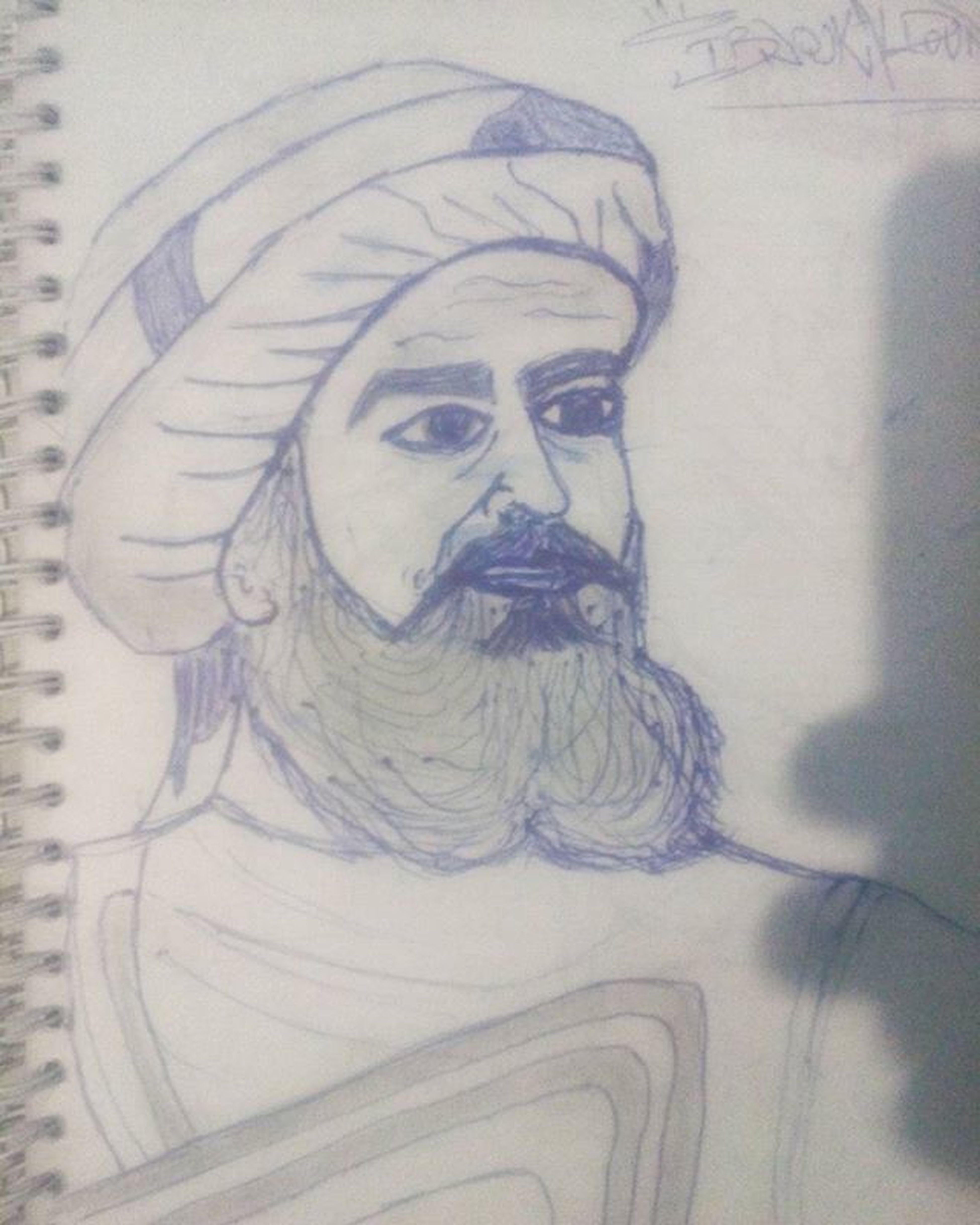 ابن_خلدون Drawings