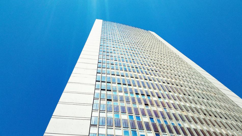 Clear Sky Building Exterior Buildings & Sky Pattern Pieces Bogotá