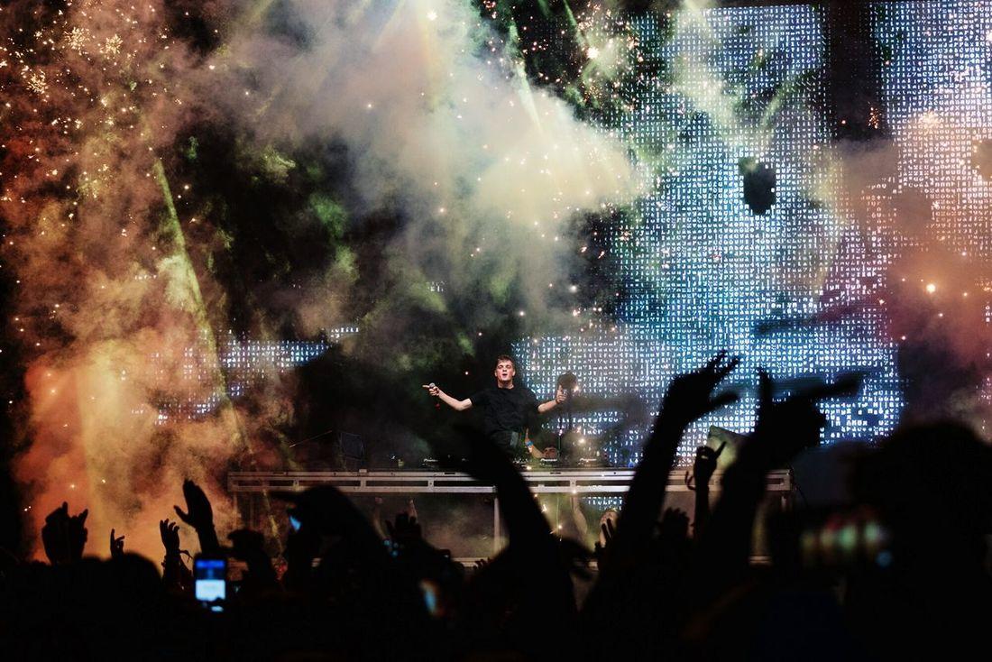 Music Brings Us Together Martin Garrix at the Billboard Hot 100 Music Festival