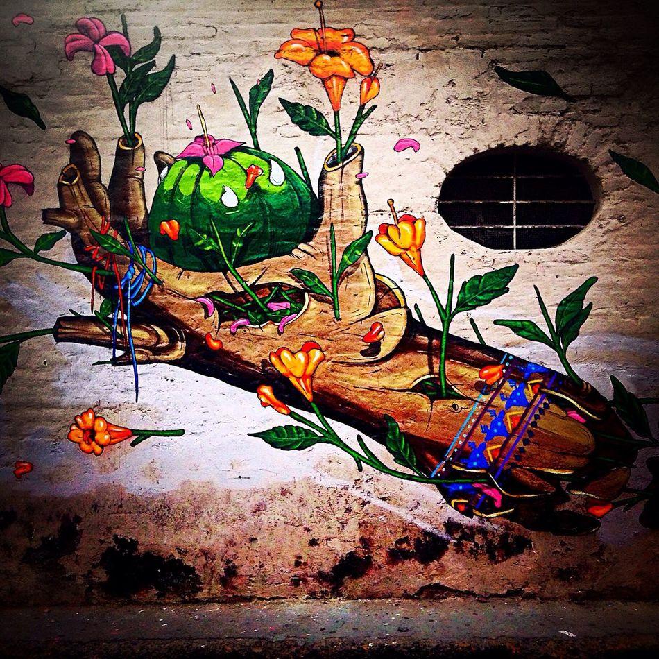 Arte Huichol Arteurbano Peyote Diske Art Culiacan Sinaloa Mexico Hikuri