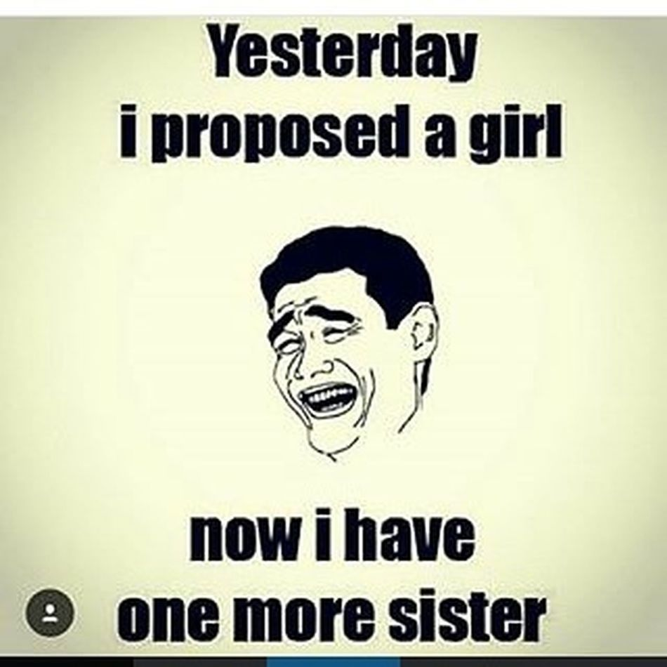 Thats Why M Single ... :( :/