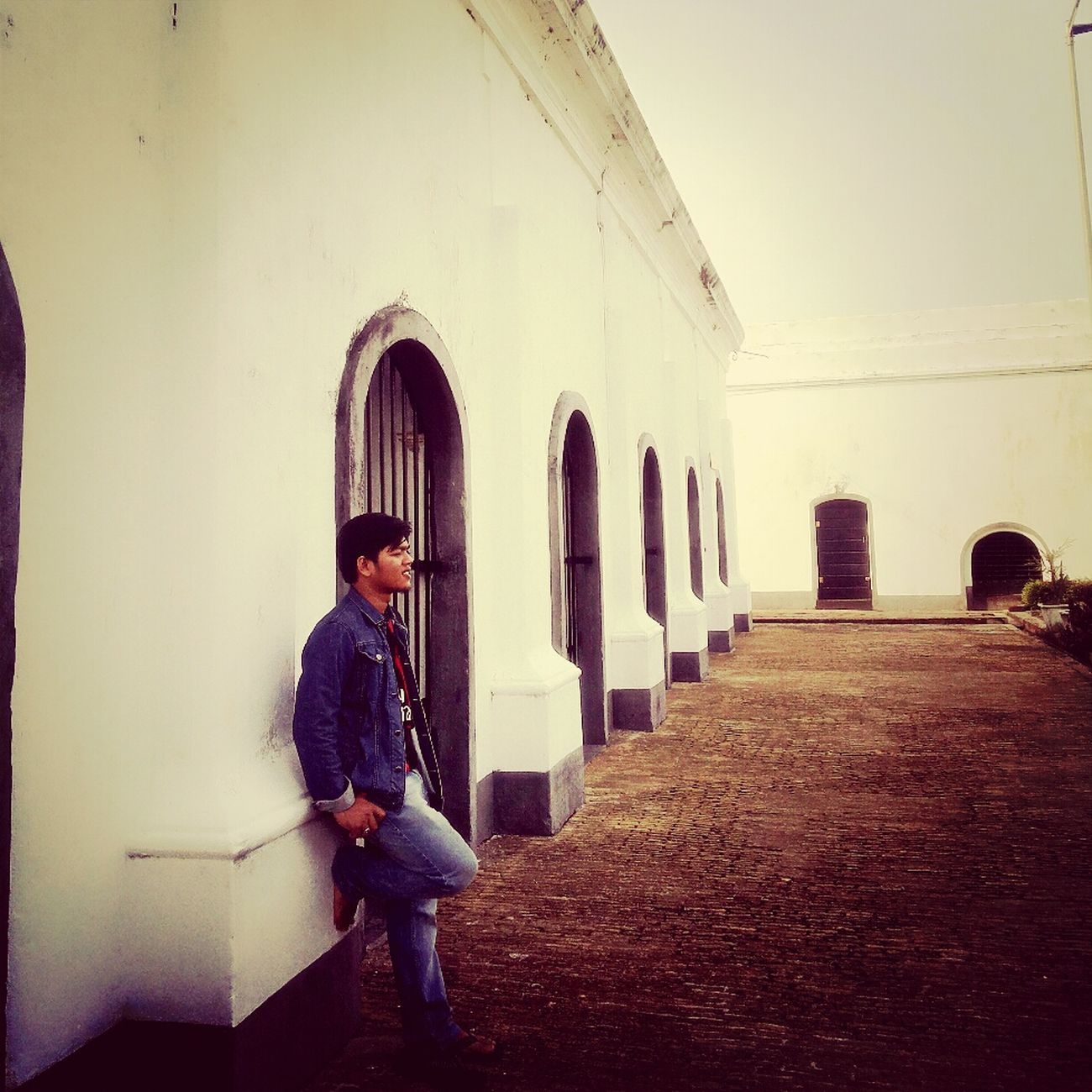 Benteng marlborough.. Explorebengkulu