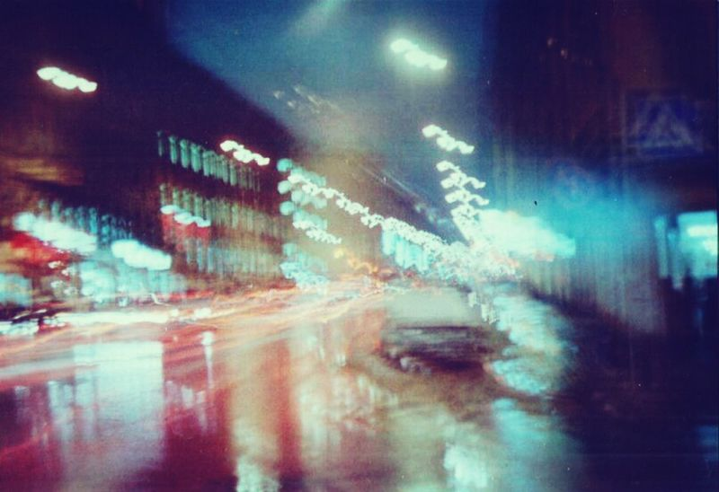 Streetphotography Photo Night Lights Film