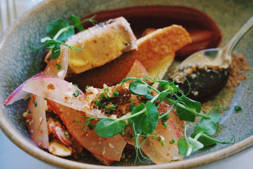 Foie Gras Bon Appetit Eating On A Date Foodphotography Food Foodie Food Photography Fine Dining