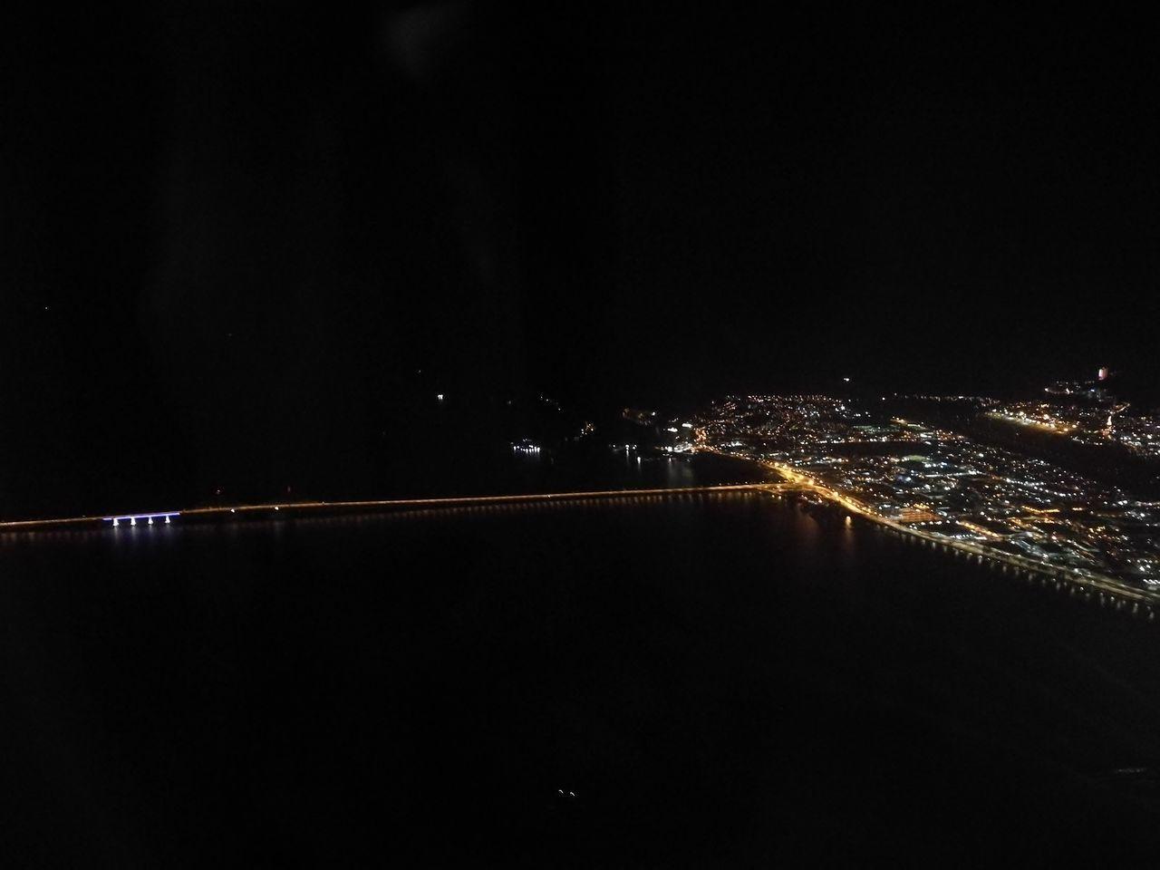 Penang Malaysia Secondbridge Nightview