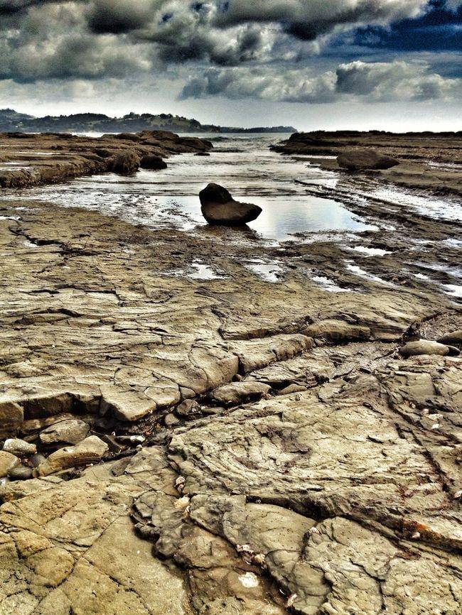 Lone Rock at Omaha Beach Lone Rock
