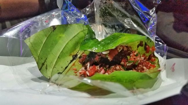 Sweet Paan Indian Sweet