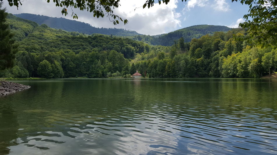 Beauty In Nature Forest Lake Landscape Mountain Mountain Range Nature Nautical Vessel Reflection Travel Destinations Water Week On Eyeem Wild Nature Enjoy The New Normal My Year My View No Edit No Filter Just Photography Romanian Lands