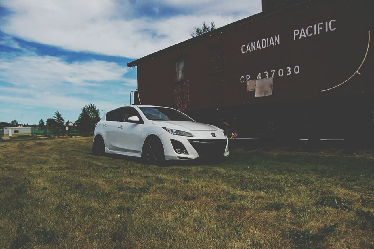 Sometimes your pretty Mazda MaZda3 Cars Photoshoot YYC Canadian CPRail
