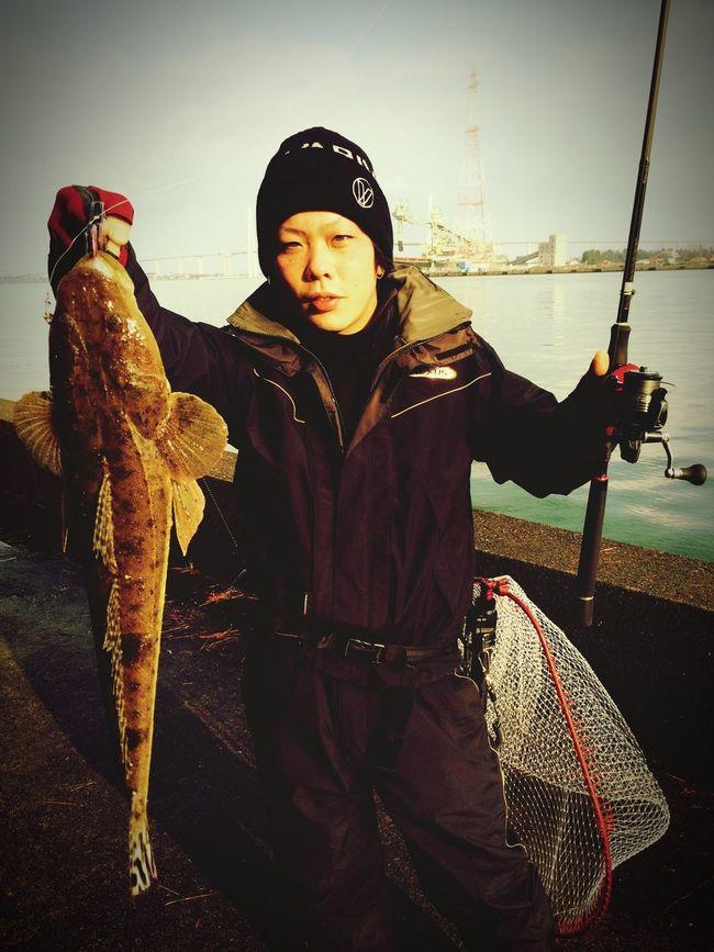 釣り マゴチ Fishing 新湊