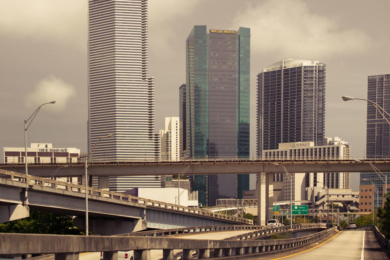 Beautiful stock photos of miami,  Bridge - Man Made Structure,  Building Exterior,  Built Structure,  City