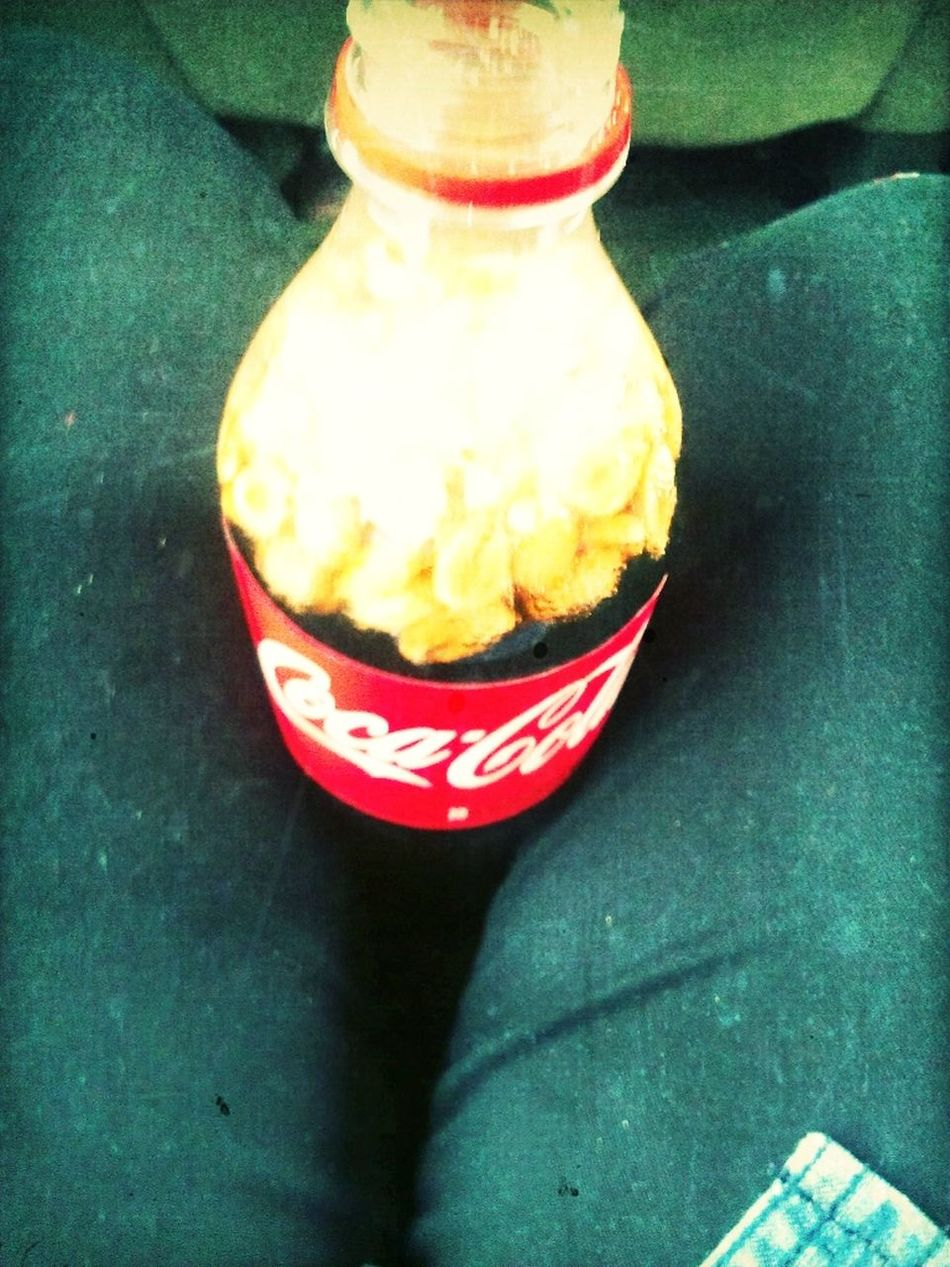 CocaCola And Peanuts!!