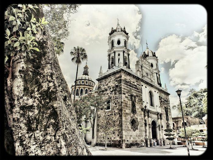 Iglesia Arquitectura Photo By Agustín Orozco Díaz - 2014