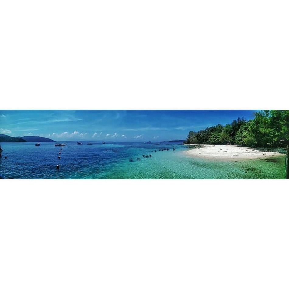 Mamutikisland Borneotrip Sabah Island kotakinabalu islandhoping vscocam