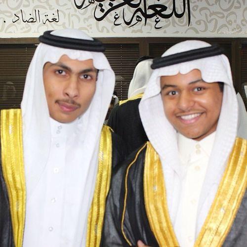 مع سعود الذوادي ثانوية_الإمام_النووي