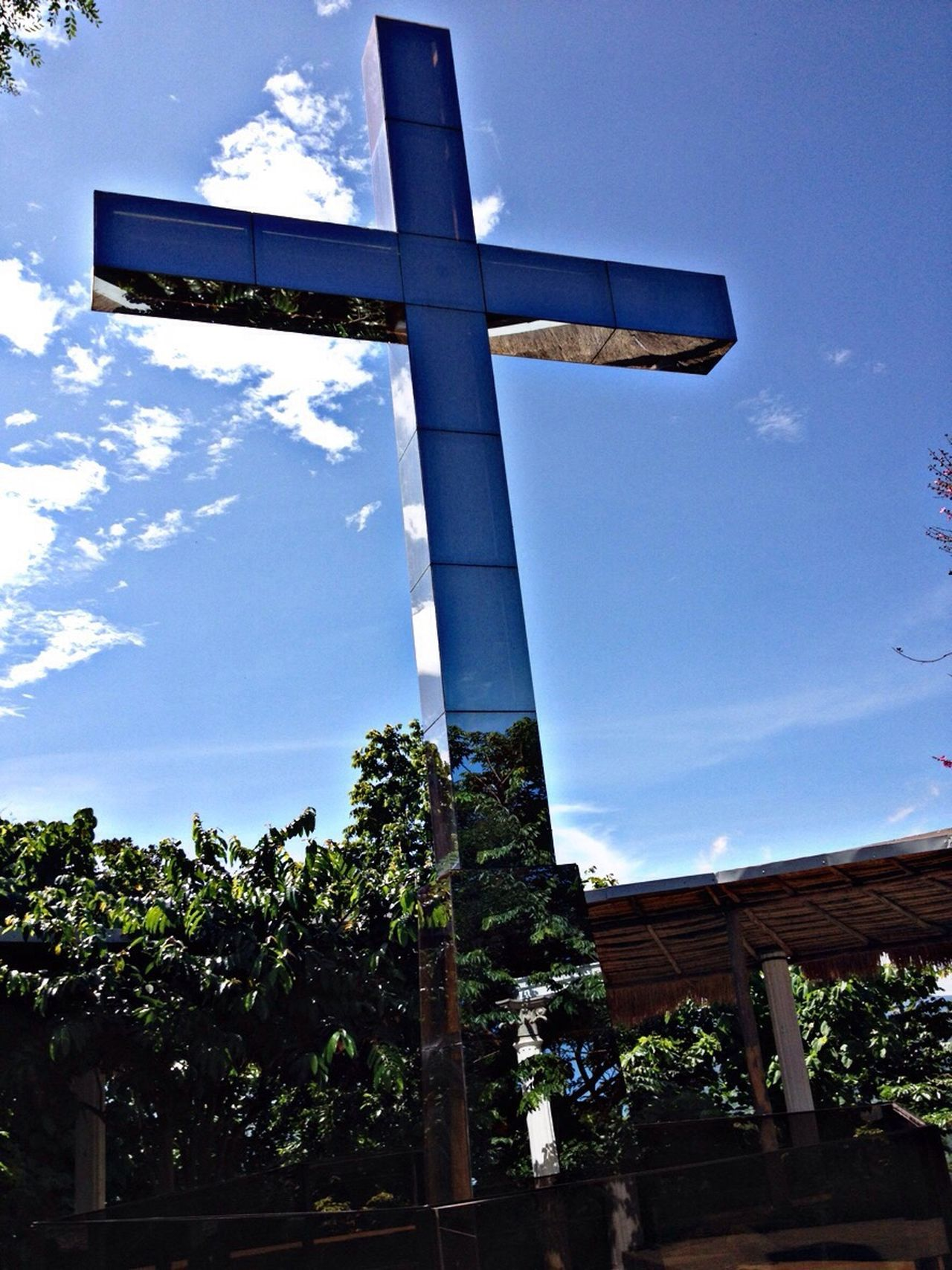 holy cross 1000steps Minalungaonationalpark Nuevaecija Philippines Check This Out IPhoneography Iphoneonly PhonePhotography Iosphotography Itsmorefuninthephilippines Achievement