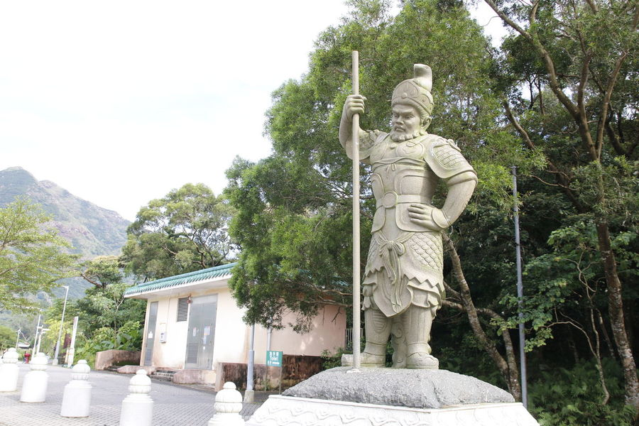 Antique History Sculpture Statue Asian Architecture Travel Destinations Buddhism Culture Buddist Buddhism Ngong Ping Hongkongtrip Ngong Ping 360 Ngongping360 Being A Tourist. 香港 NgongPing Ngongpingvillage Traveling Hong Kong Tung Chung Scrupture Statue Statues/sculptures Army Soldiers