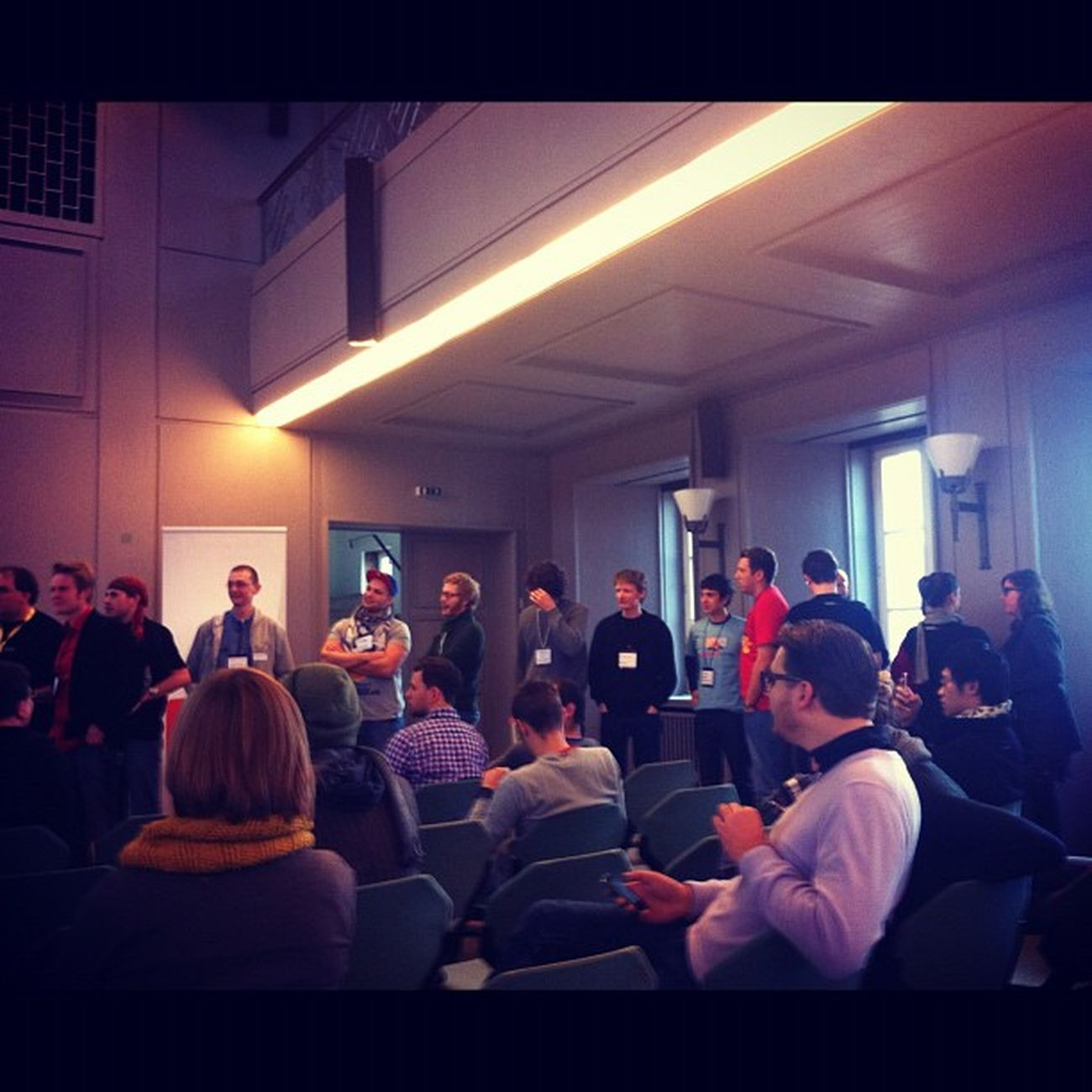 Sessionplanung Part II #barbs2011 Barbs2011