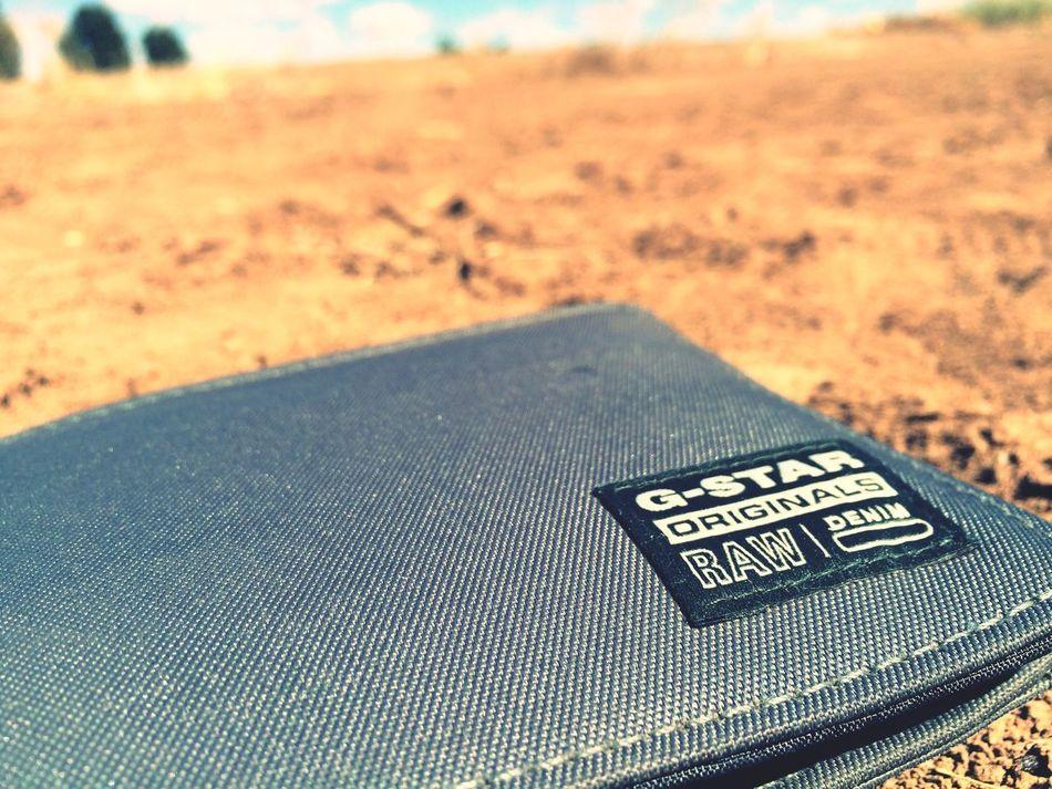 denim brand Close-up Day Outdoors Nature Wallet G Star Raw Ground