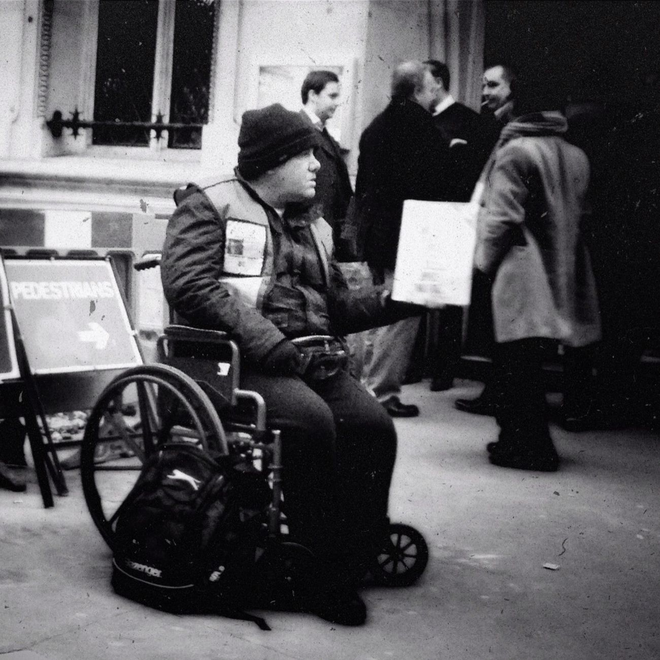Streetphotography AMPt_community The Big Issue Series Street Of London Series