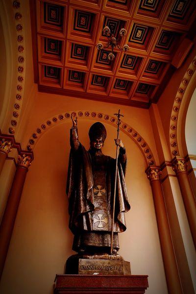 Indoors  Religion Travel Destinations History Architecture Spirituality Sculpture Statue