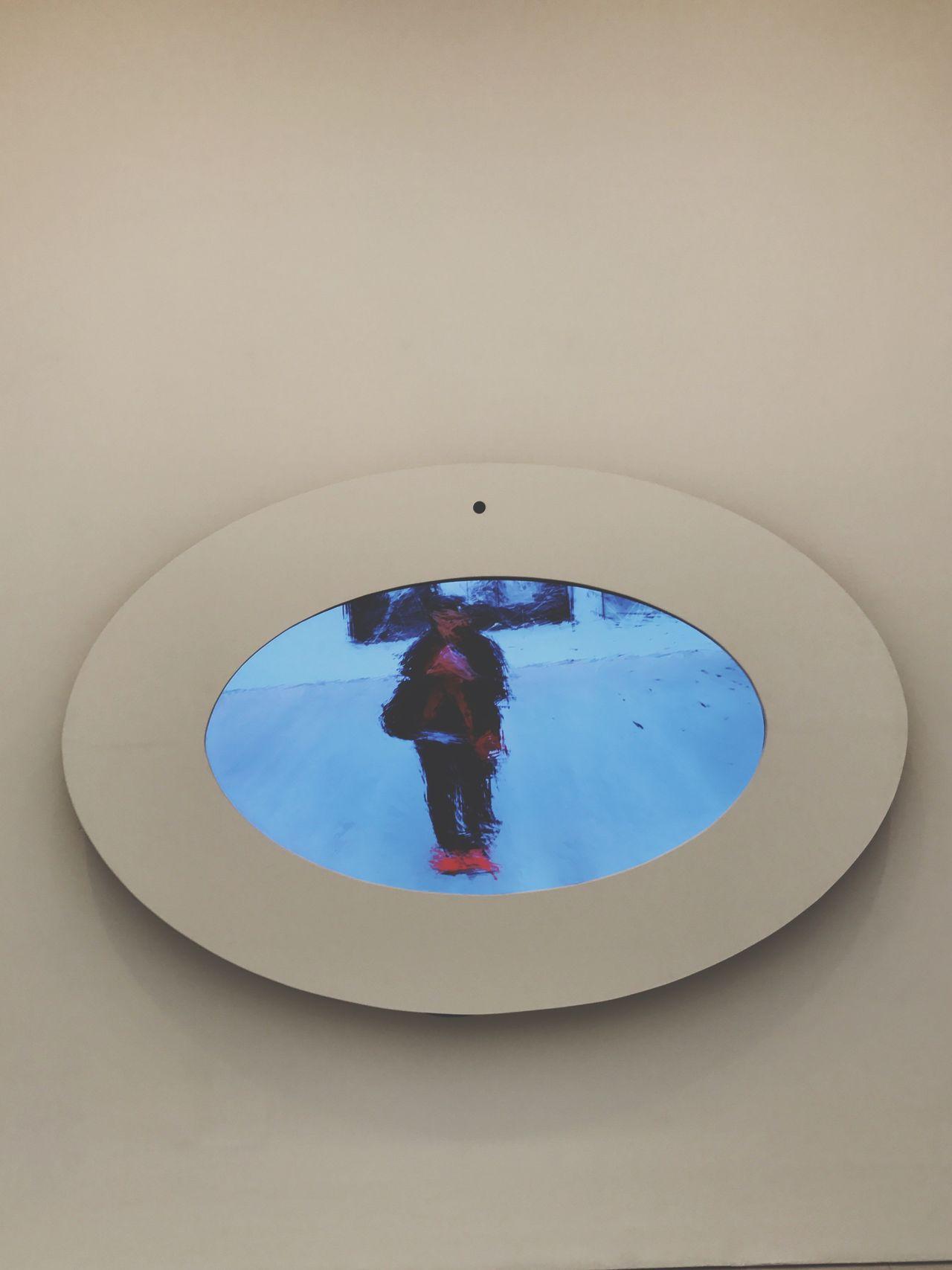 Selfie!🤣 White Background Art Modern Art Saatchi Gallery Interesting Selfie ✌ Museum Modern London Pink Antiselfie