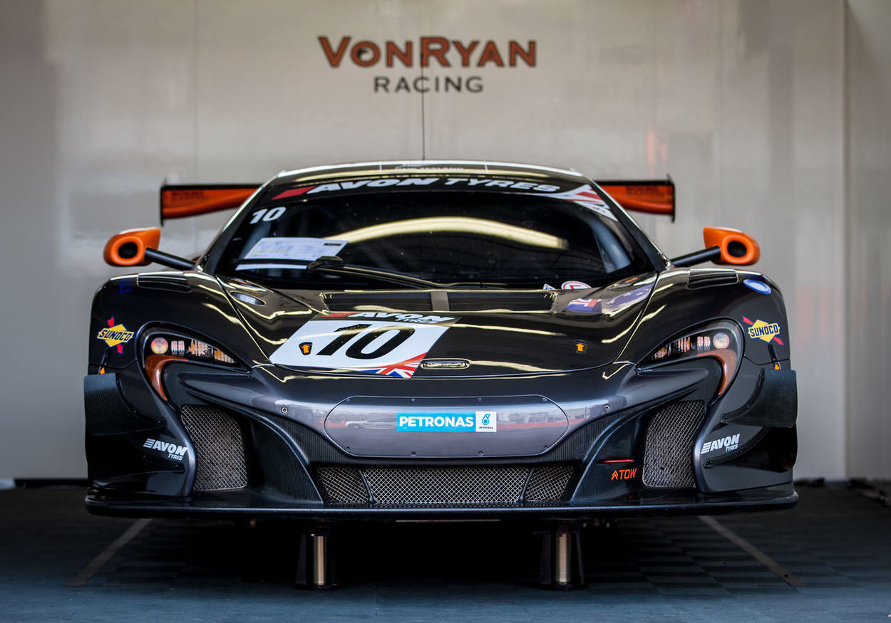 McLaren 650s Brands Hatch British Gt Car Close Up Composition Day Land Vehicle Mclaren 650S Mode Of Transport Motorsport Gt No People Parking Perspective Sign Stationary Transportation Vehicle