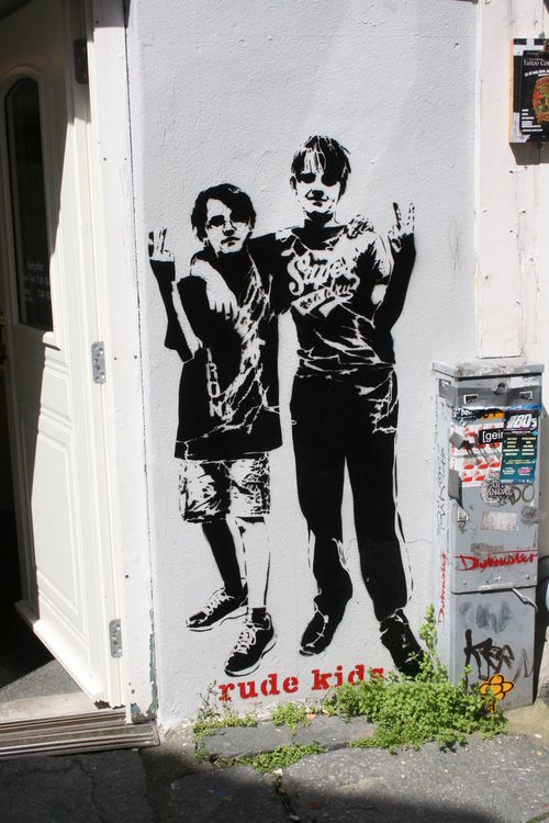 Full Length Norway Outdoors People Stavanger Streetart Streetphotography Two People