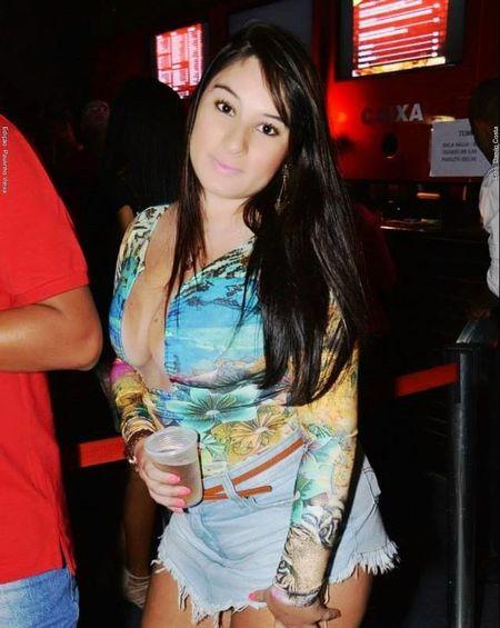 ??? Party Parttimer Braziliangirl Beauty