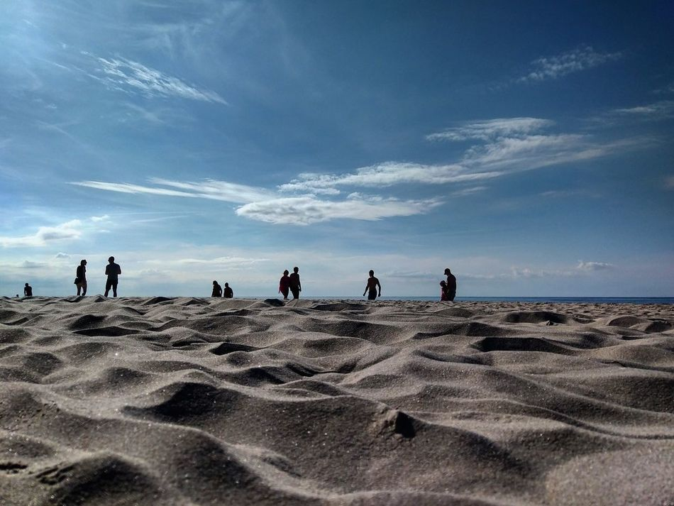 Beach Sky Cloud - Sky Sea Htc10 HTC_photography Htcphotography HTC Chilling Chillout Chill Out