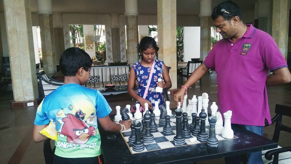 Chess Child Girls Senior Adult Religion Lifestyles Indoors  People Playing Men Togetherness Adult Day Sports Photography Sports Eyem Sports Photography